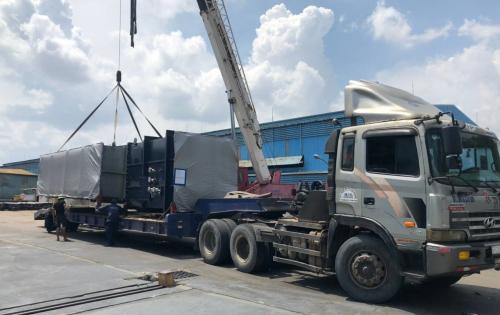 Another Successful Project Handled by Cuchi Shipping