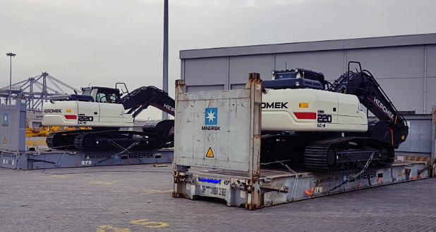 Origin Logistics with Multiple Project Cargo