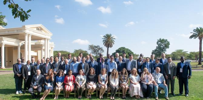 The Exciting 18th UFO Annual Network Meeting in Botswana!