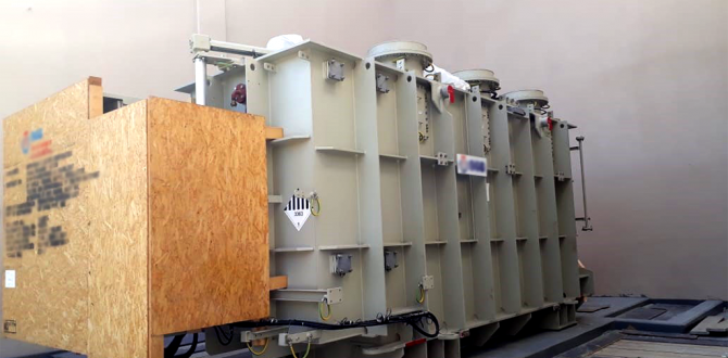 Masstrans Proves Their Efficiency by Handling Transformers for Power Project