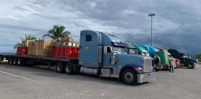 SPC Logistics with Delivery of 5 Transformers