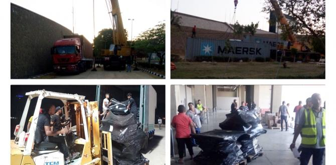 First Global Logistics Assist with AFCON2019 in Egypt