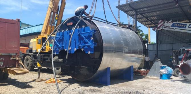 McCallum Cargo Delivers 2 Huge Boilers in Sri Lanka