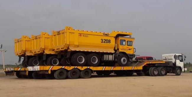 Star Shipping Pakistan Operating a Wide Range of Trailers