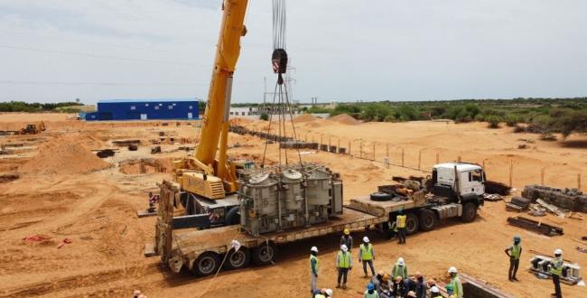 BSMG Deliver Heavy Transformers