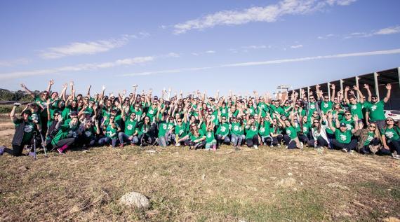 DC Logistics Brasil Contributes to a Better World