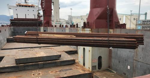 BATI Completes Sensitive Loading at the Port of Derince