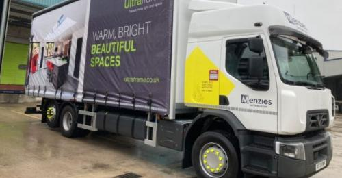 Menzies Distribution Announce Contract Extension with Ultraframe